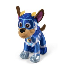 Paw Patrol - Mighty Pups Bamse 37 cm - Chase