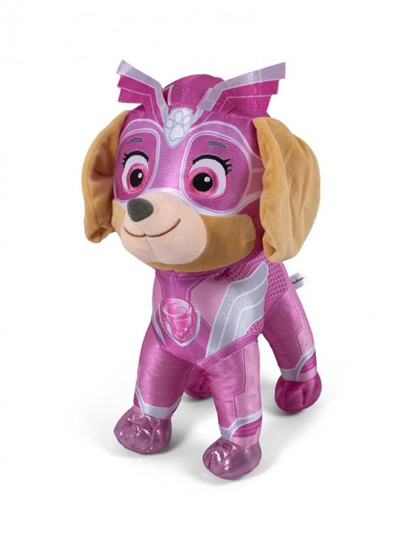 Paw Patrol - Mighty Pups Plush 37 cm - Skye