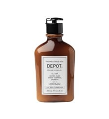 Depot - No. 107 White Clay Sebum Control Shampoo - 250 ml