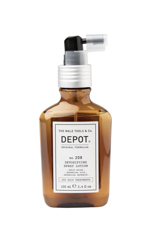 Depot - No. 208 Detoxifying Spray Lotion - 100 ml