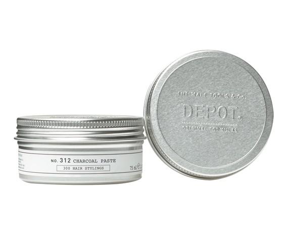 Depot - No. 312 Charcoal Paste  75 ml