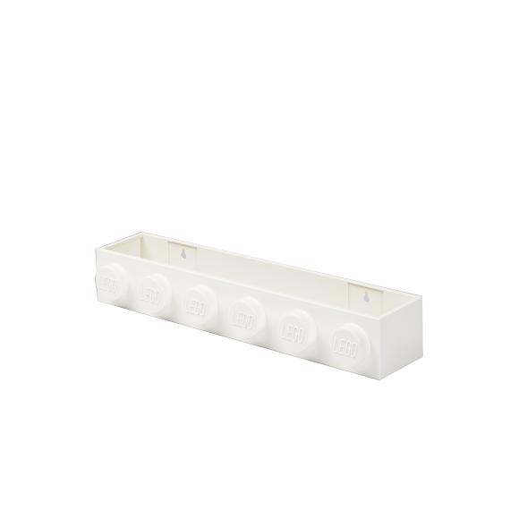Room Copenhagen - LEGO Væghængt Reol - Hvid