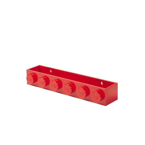 Room Copenhagen - LEGO Vægthæng Reol - Rød