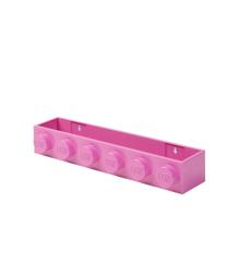 RRoom Copenhagen - LEGO Væghængt Reol - Pink