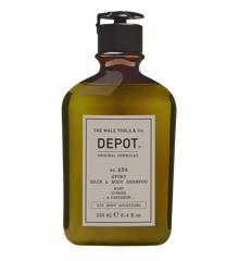 Depot - No. 606 Sport Hår & Krop Shampoo - 250 ml