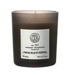 Depot - No. 901 Ambient Duftlys - Fresh Black Pepper