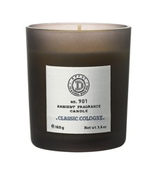 Depot - No. 901 Ambient Fragrance Candle  - Classic Cologne