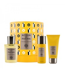 Acqua di Parma - Colonia Intensa EDC 100 ml + Deodorant Spray 50 ml + Shower Gel 75 ml-  Giftset