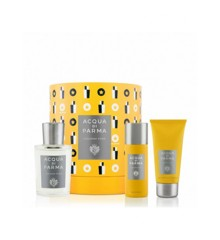 Acqua di Parma - Colonia Pura ECD 100 ml + Deodorant Spray 50 ml + Shower Gel 75 ml - Giftset