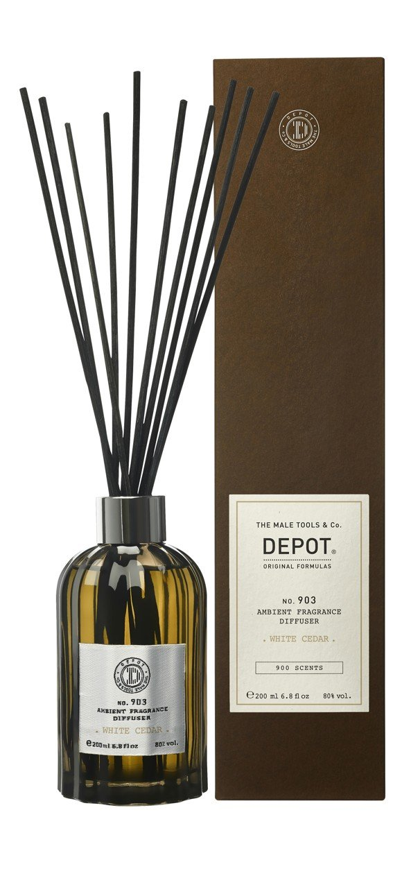 Depot - No. 903 Ambient Fragrance Diffuser - White Cedar