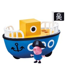Peppa Pig - Grandpa's Boat