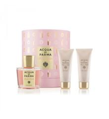 Acqua di Parma - Rosa Nobile EDP 100 ml + Shower Gel 75 ml + Body Cream 75 ml - Giftset