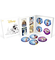 Disney Classics: Complete 57 Movie Collection (UK import)