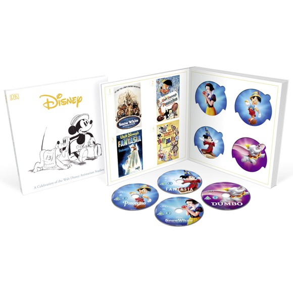 Disney Classics: Complete 57 Movie Collection (UK import)