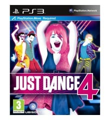 Just Dance 4 (Italian Box - EFIGS In Game)