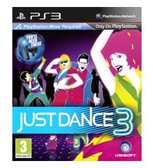 Just Dance 3 (Italian Box - EFIGS In Game)