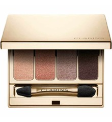 Clarins -  4-Colour Eyeshadow Palette -  01 Nude