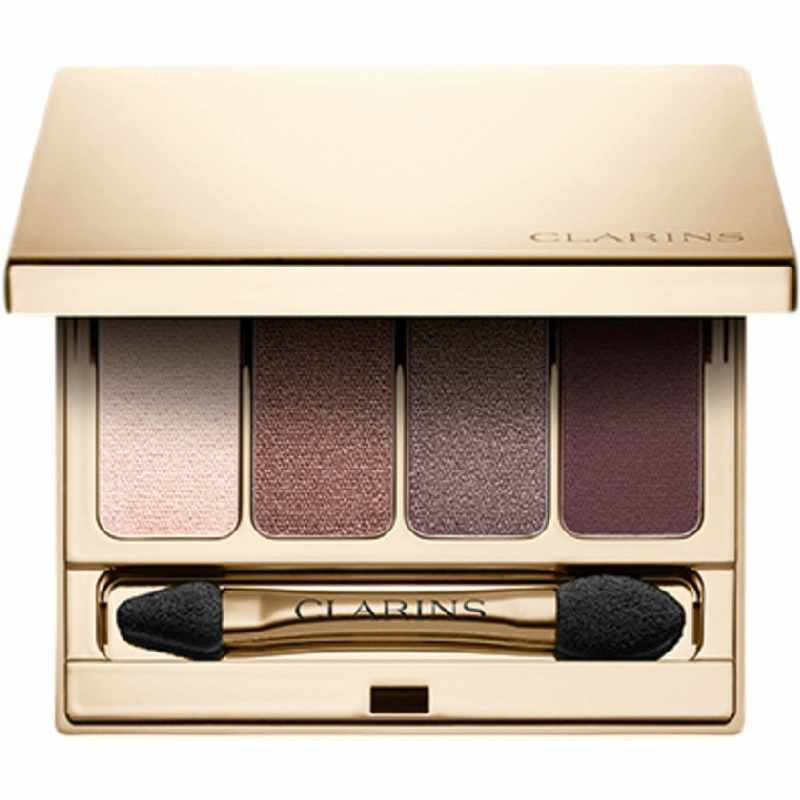 Clarins -  4-Colour Eyeshadow Palette -  02 Rosewood