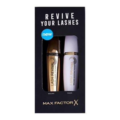 Max Factor - Lash Revival Mascara Sæt