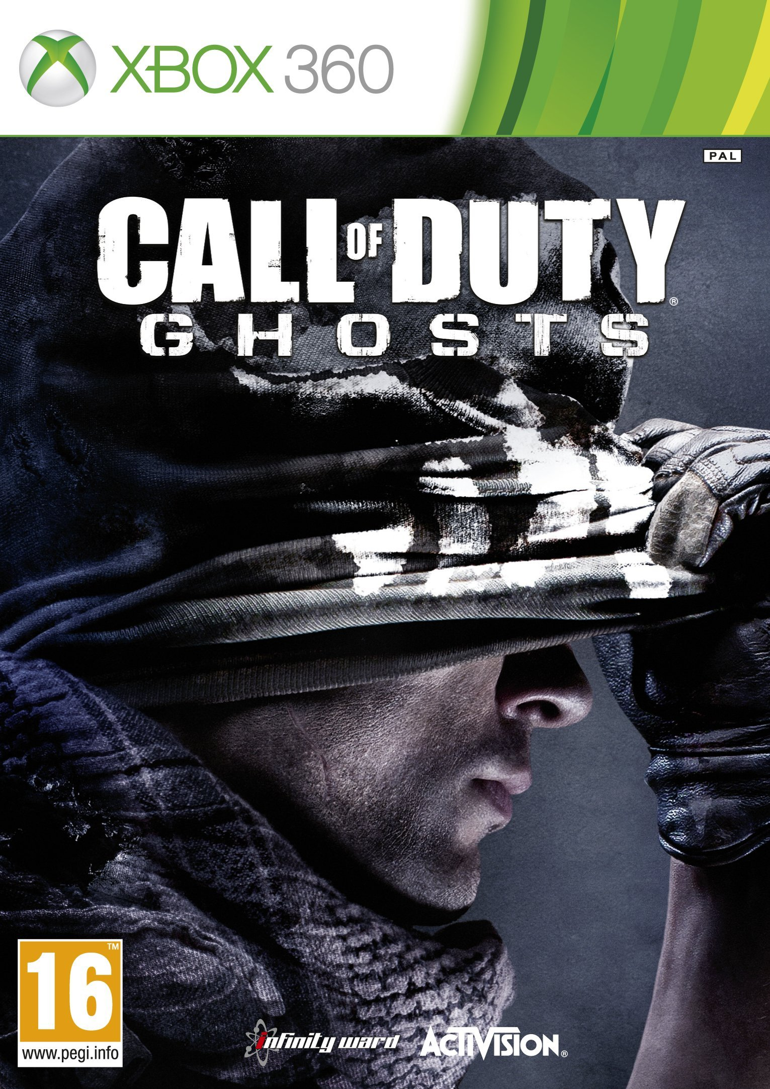 coolshop.co.uk - Call of Duty: Ghosts (IT) Multilingual In Game