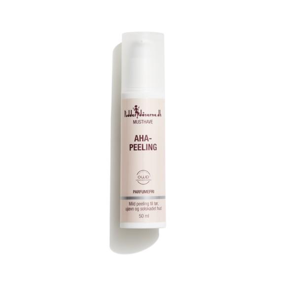 Pudderdåserne - AHA Peeling 50 ml