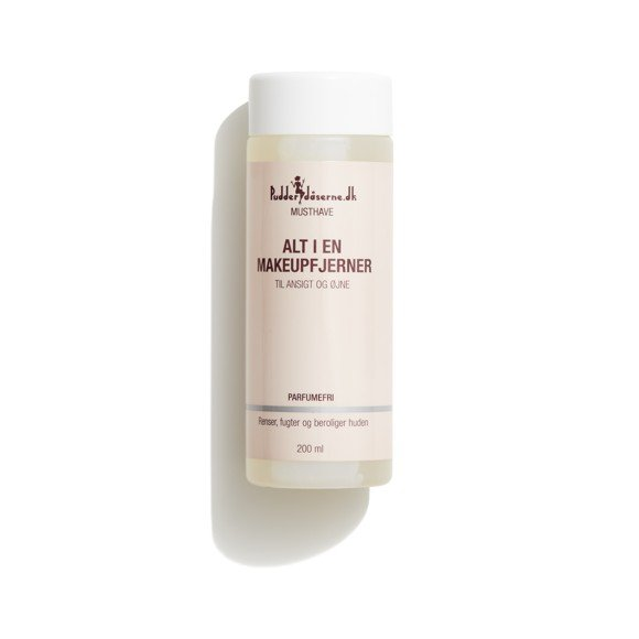Pudderdåserne - All in One Makeup Remover 200 ml