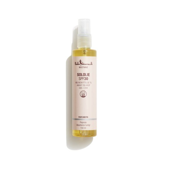 Pudderdåserne - Sunspray SPF 30 150 ml