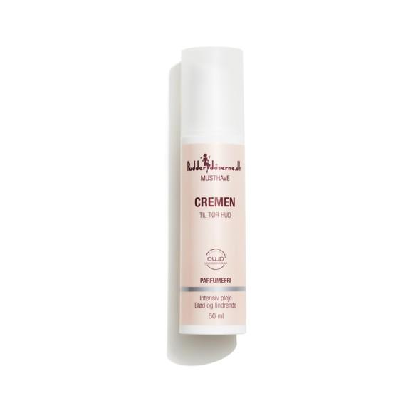 Pudderdåserne - Cream for Dry Skin 50 ml