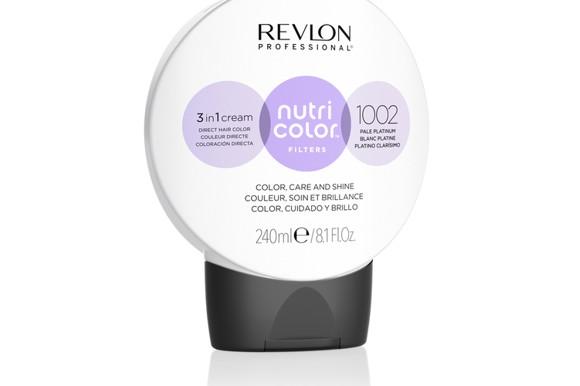 Revlon - Nutri Color Filters Toning 240 ml - 1002 Pale Platinum