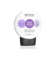 Revlon - Nutri Color Filters Toning Farvebombe 240 ml - 1022 Intense Platinum