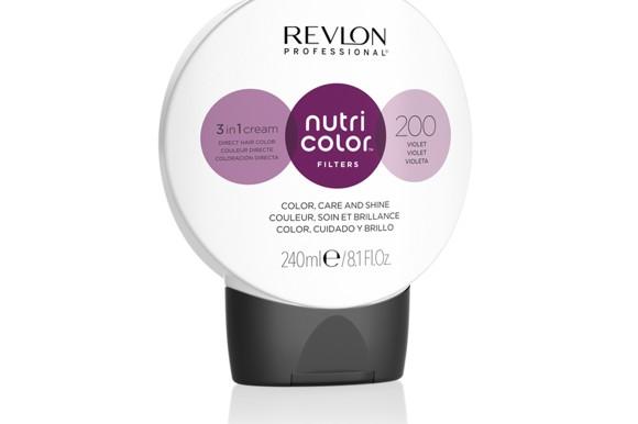 Revlon - Nutri Color Filters Fashion 240 ml - 200 Violet