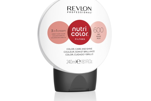 Revlon - Nutri Color Filters Fashion  240 ml - 600 Red