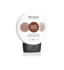 Revlon - Nutri Color Filters Toning 240 ml - 642 Chestnut