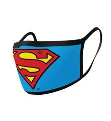 Superman washable face mask