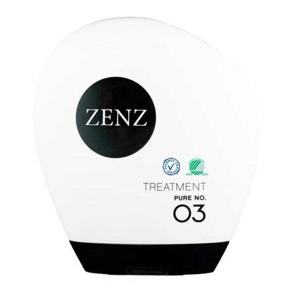ZENZ - Organic Pure No. 3 Hårkur - 250 ml