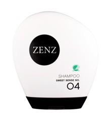 ZENZ - Organic Sweet Sense No. 4 Shampoo - 250 ml