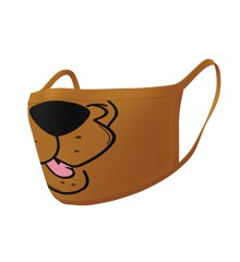 Scooby Doo Mouth washable face mask