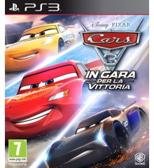 Cars 3: Driven to Win (IT) Multilanguage In Game