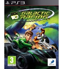 Ben 10: Galactic Racing (IT) Multilanguage In Game