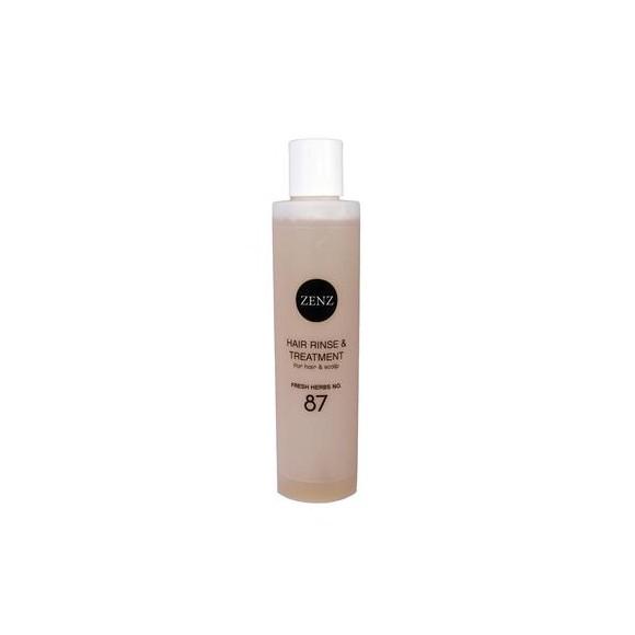 ZENZ - Organic Hair Rinse & Treatment Fresh Herbs No. 87 - 200 ml