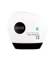ZENZ - Organic Styling Gel No. 12 Sweet Orange - 130 ml