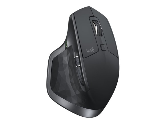 Logitech - MX Master 2S Wireless Mouse - GRAPHITE