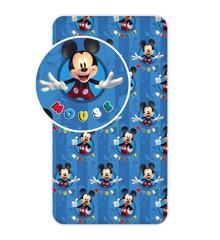 Stræklagen - 90x200 cm - Mickey Mouse