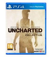 Uncharted: The Nathan Drake Collection (UK/Arabic) (Bundle Copy)
