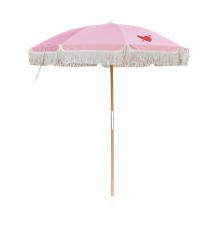 Rice - Parasol m. Hælde Funktion - Pink