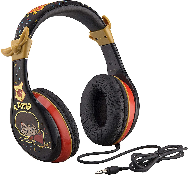 Billede af eKids - Harry Potter - Over-ear Høretelefoner med volumereduktion
