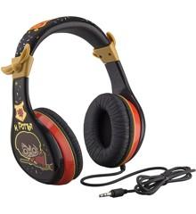 eKids - Harry Potter - Over-ear Høretelefoner med volumereduktion