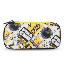 PowerA Switch Lite Stealth Case Kit - Pokemon Graffiti