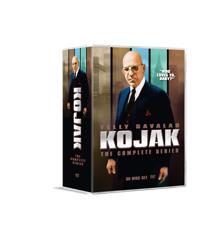 Kojak Season Complete S1-5