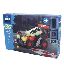 Plus-Plus Go - Hot Rod (7007)